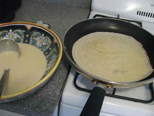 Crepe at Home