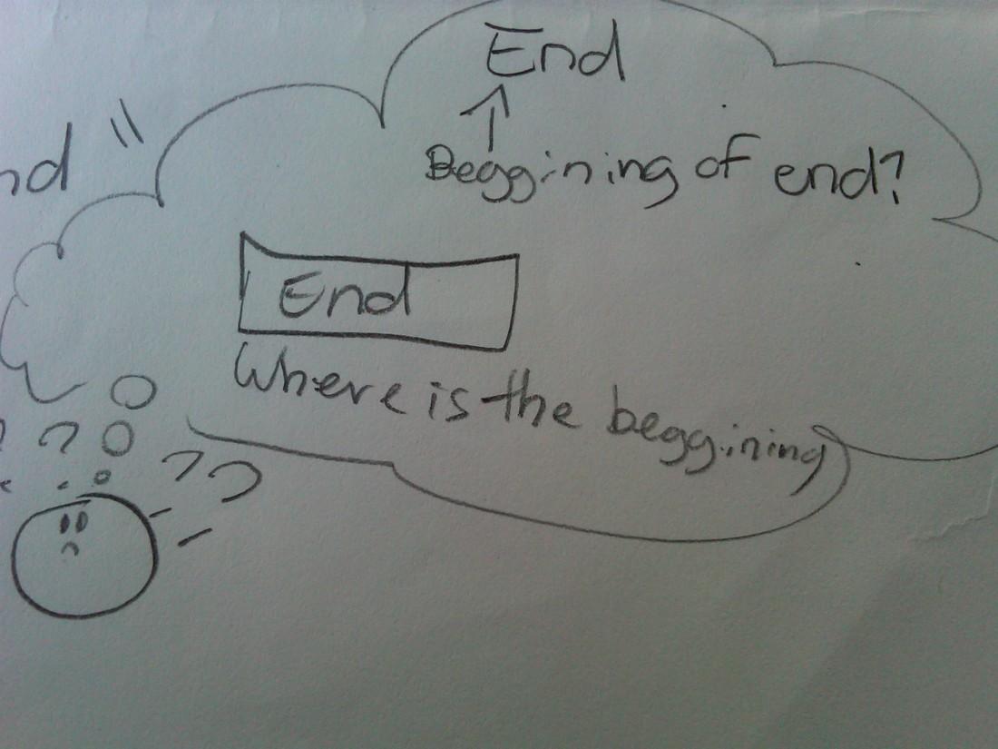 Haiku: 'End'