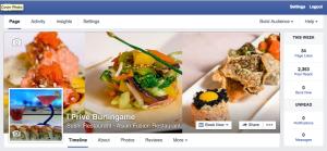 I Privé Facebook