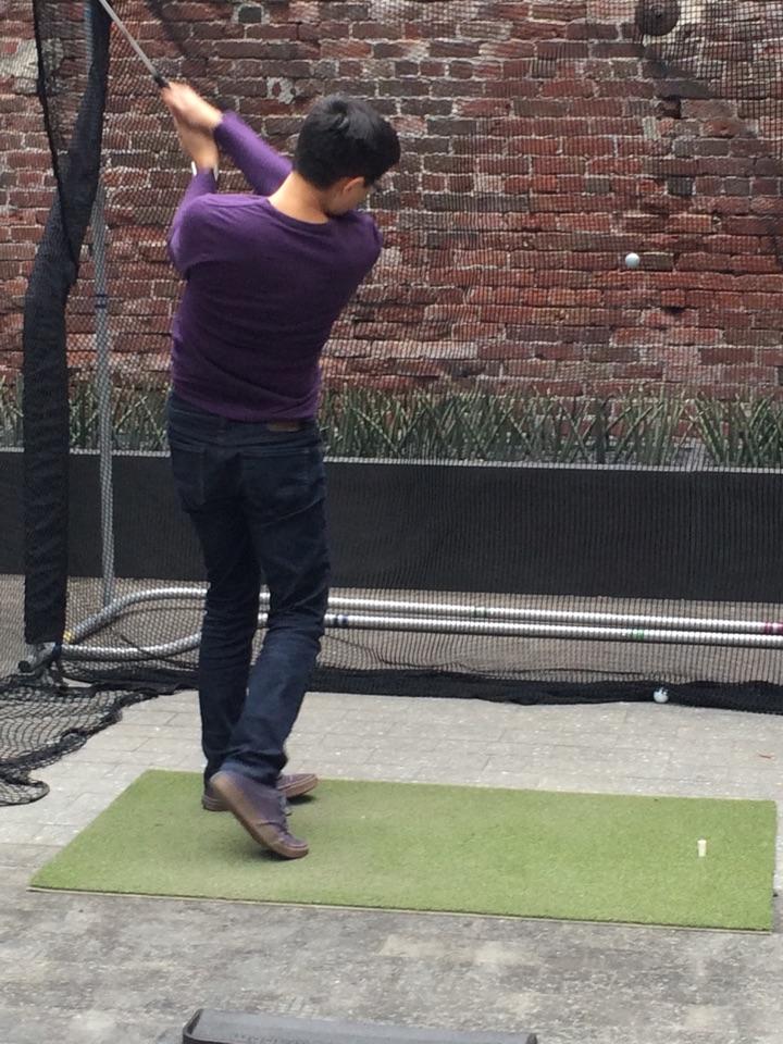 Tony Golf