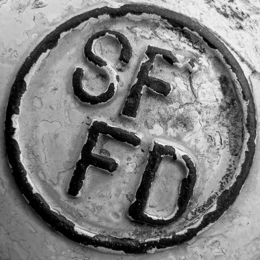 SF FD Near 2nd and Brannan