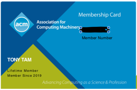 acm lifetime membership